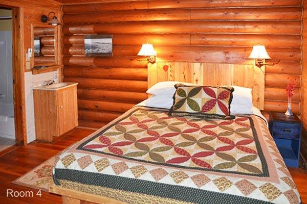 Inside room 4