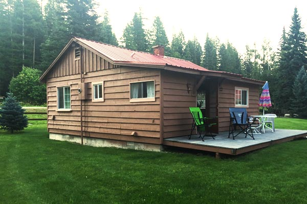 Laughing Horse Lodge Cabin